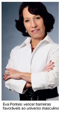 Eva Pontes. Igualdade entre homens e mulheres ajuda a economia