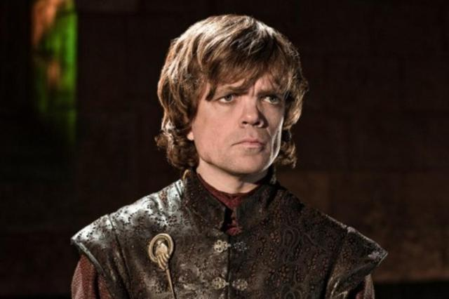 Lições de Game of Thrones para treinamentos, foto Tyrion