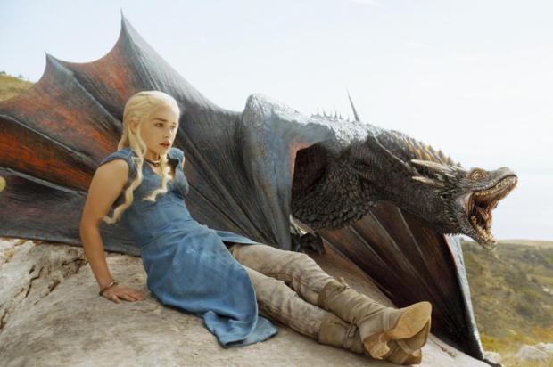 Lições de Game of Thrones para treinamentos, foto Khaleesi