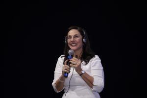 Sofia Esteves, diretora da DMRH e Cia de Talentos