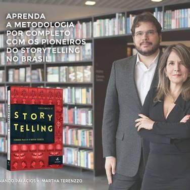 Autores lançam o livro O guia completo do storytelling em São Paulo