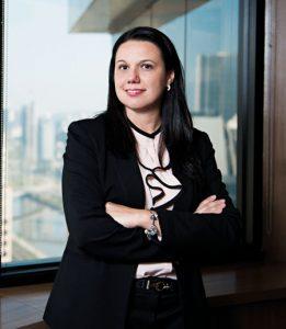 Andrea, da Whirlpool: fazer a seleção e encaminhamento