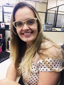 Célia, da Copagaz: priorizar quem ainda não fez uma faculdade