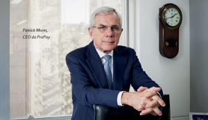 Patrick Morin, CEO da ProPay