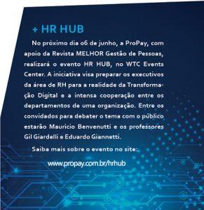 HR Hub - Conectando o RH com o Futuro