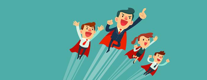 Líderes representam 70% do engajamento de seus colaboradores